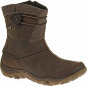Dewbrook zip Wtpf, brown